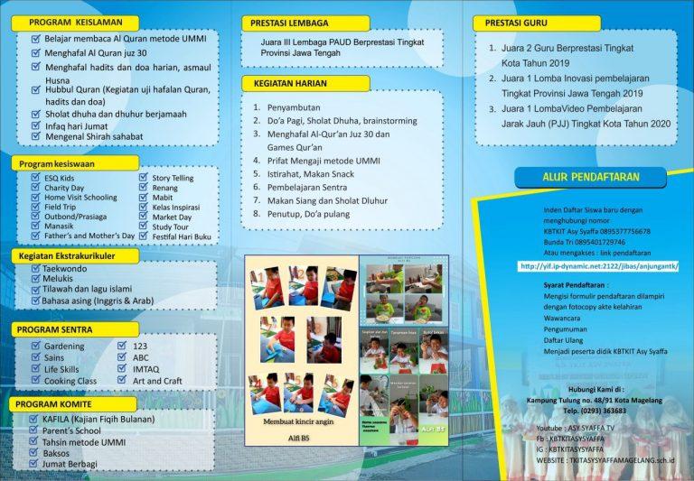 Banner PPDB 2021-2022 (2) - TKIT Asy Syaffa Magelang